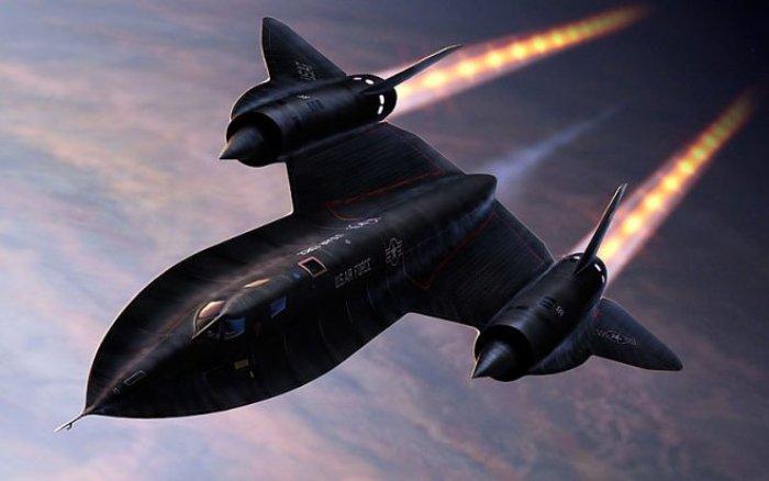 Черный дрозд - самолёт, невидимый для радаров. /Фото: techcult.ru