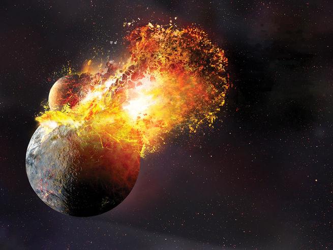 Земля оказалась пожирательницей планет