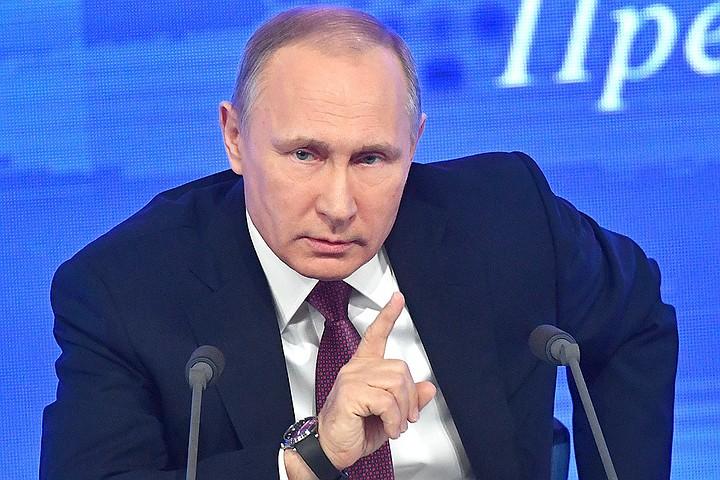 """Путин выступит на урбанистическом форуме в парке """"Зарядье"""" в среду"""