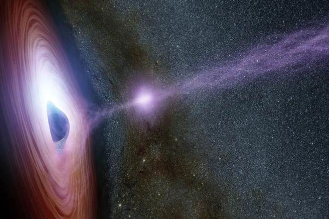 Как выглядит центр нашей галактики