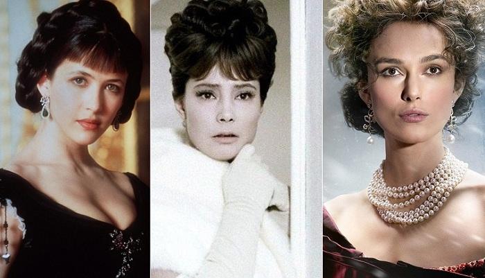 Известные актрисы в роли Анны Карениной.