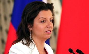 Симоньян прокомментировала заявления США о влиянии RT на зарубежную аудиторию