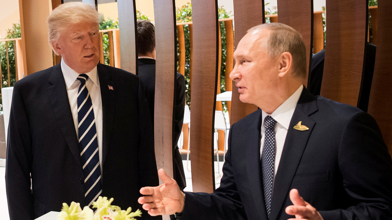 Псаки: Путин приготовил Трампу капкан — и тот попался