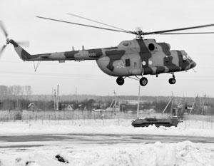 Новейшие российские вертолет…