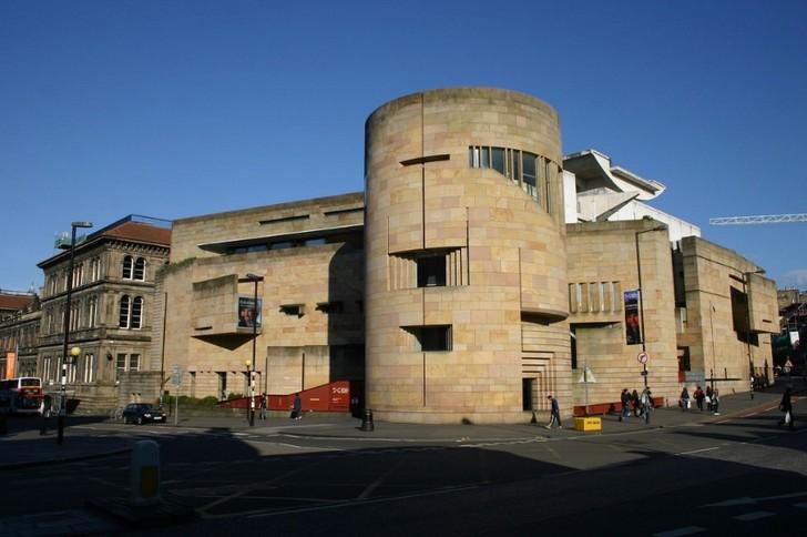 Национальный Музей Шотландии (Эдинбург)