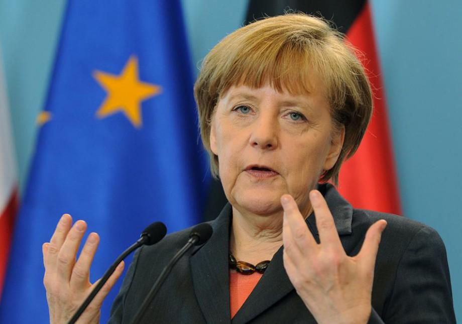 Меркель: мы больше не можем полагаться на США