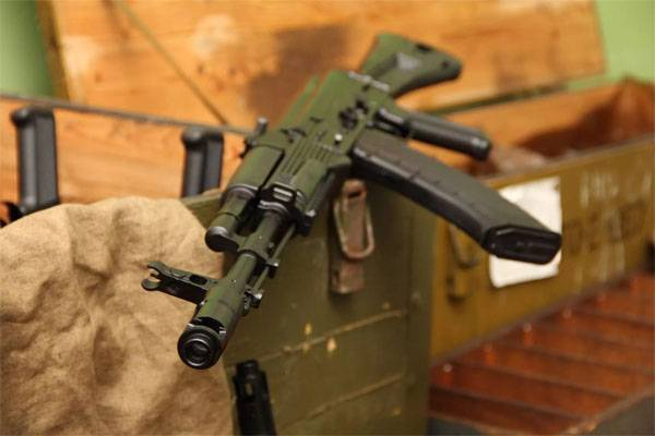 Индия созрела: до конца года запустит производство АК-103