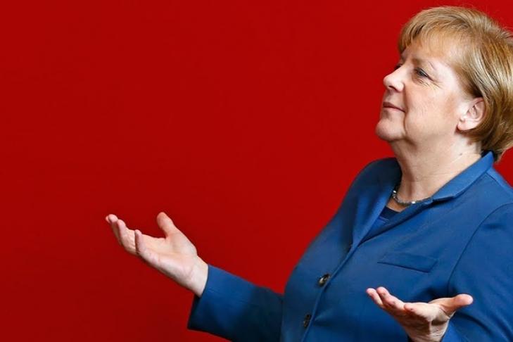 Читайте только на УспехРаша: Почему Меркель можно быть у власти четыре срока?