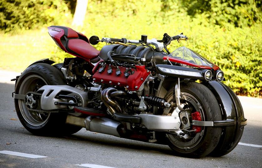 Когда мотоциклы - воплощенное безумие!