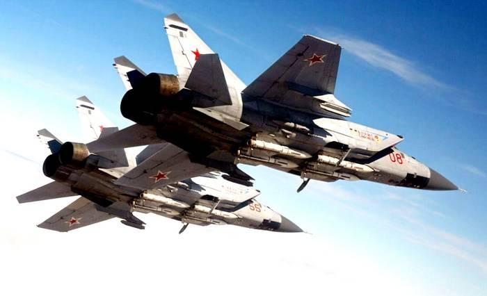 Лучшие из лучших: истребители МиГ-31 и МиГ-25