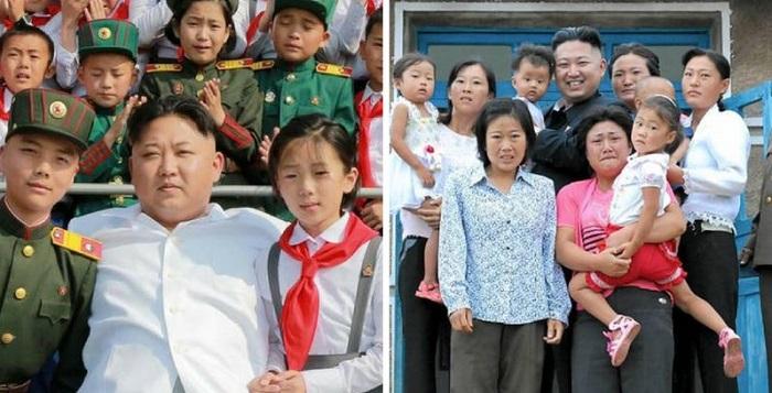Правила воспитания детей от Ким Чен Ына