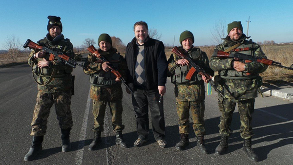 «Нас сажают за правду!»-Укра…