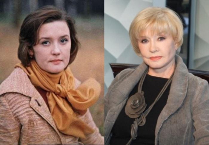 Вера Алентова и Катя Тихомирова — что общего у актрисы с ее самой известной героиней