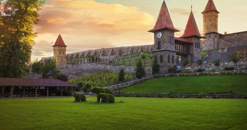 Самый красивый парк России: ожившая сказка Ростовской области