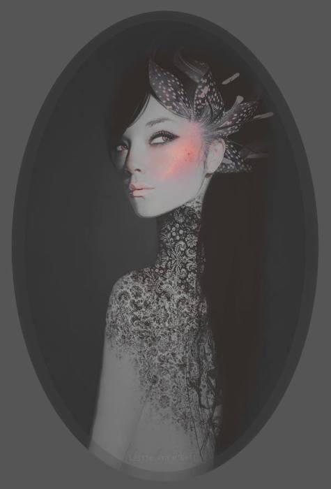 Автор работы: фото-иллюстратор Лесли Энн О'Делл (Leslie Ann O'Dell).
