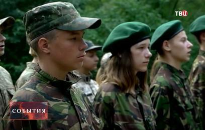 На Украине хотят готовить детей-диверсантов для противостояния России