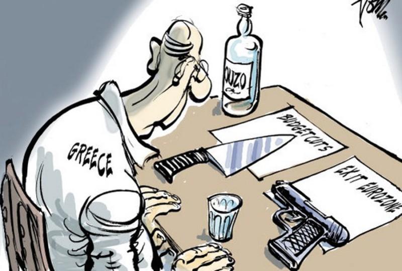 Питер Кёниг: Греция, совершающая самоубийство