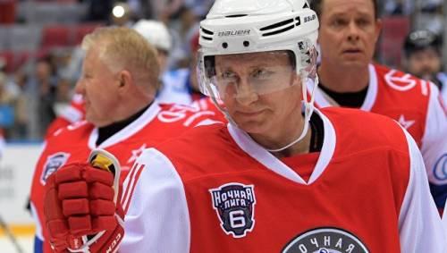 Путин рассказал, что больше любит хоккей, но уважает и футбол
