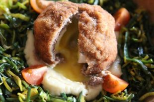 Яйцо в котлете. Как приготовить знаменитое шотландское блюдо