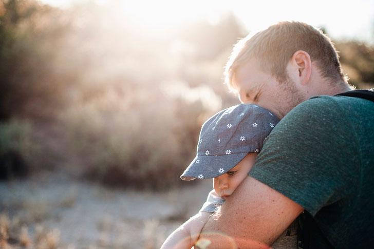 Ребенок, бывший муж и его новая жена