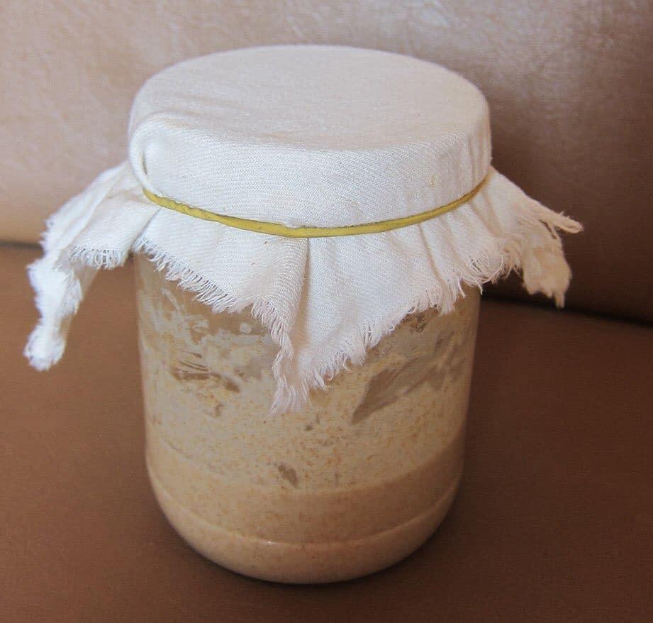 Рецепты заквасок для бездрожжевого хлеба (альтернатива покупным дрожжам).