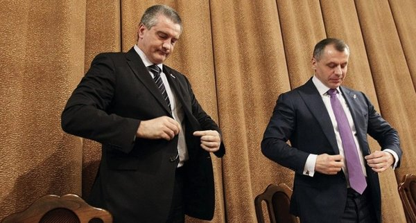 Крымчане больше не верят своим властям