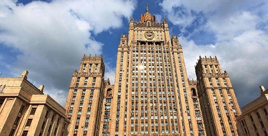 МИД России призвал Запад уде…