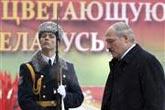 Белорусское телевидение продолжило информационную кампанию против российского президента