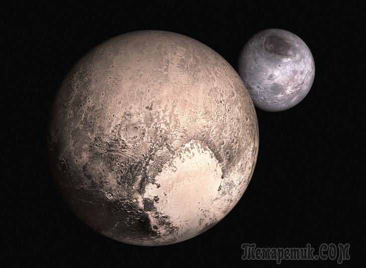 10 вещей о Плутоне, которые нам рассказал космический аппарат «Новые Горизонты»