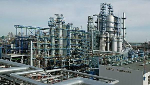 Темпы роста спроса на нефтег…