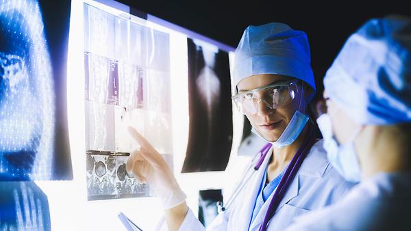 Рентген против онкологии