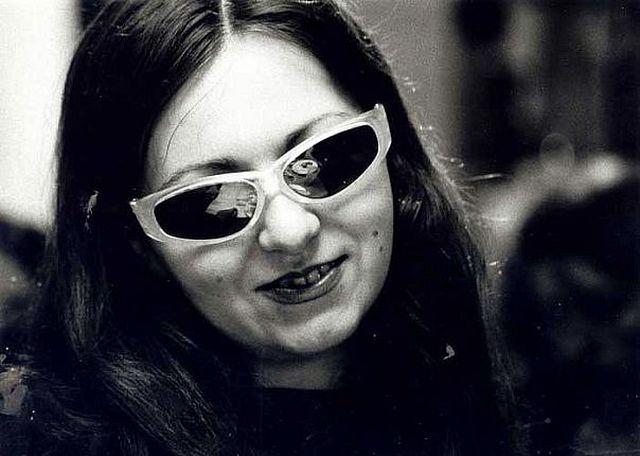О либеральной жандармессе Алине Витухновской