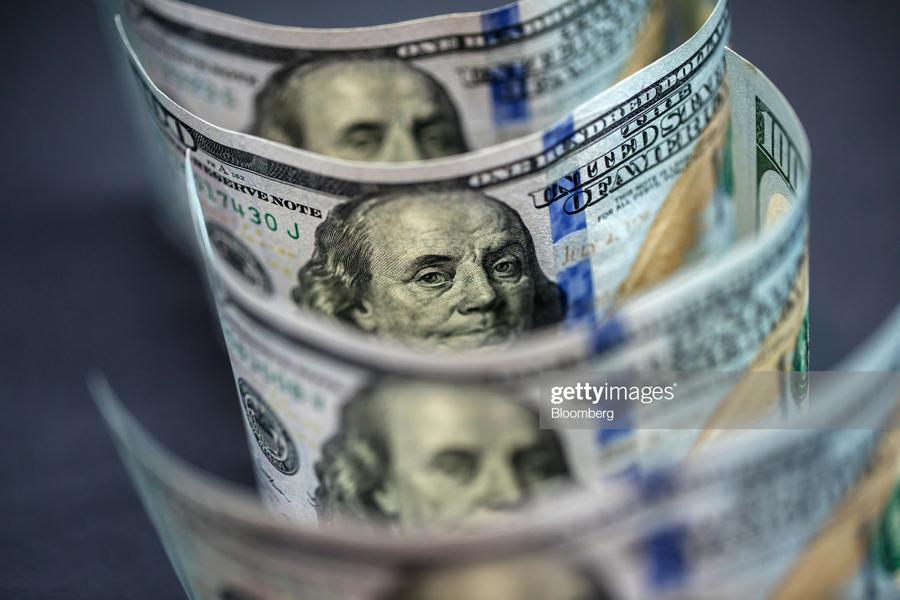 О стопроцентно верном прогнозе насчёт доллара