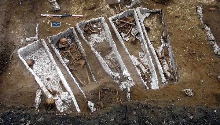 Смерть при Меровингах и Каролингах: в пригороде Парижа нашли крупнейший некрополь средневековой Франции