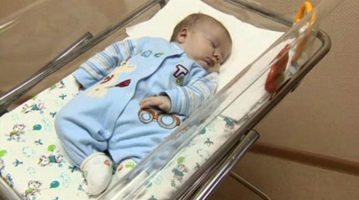 Малыша назвали Иваном Петровичем Обнинским.