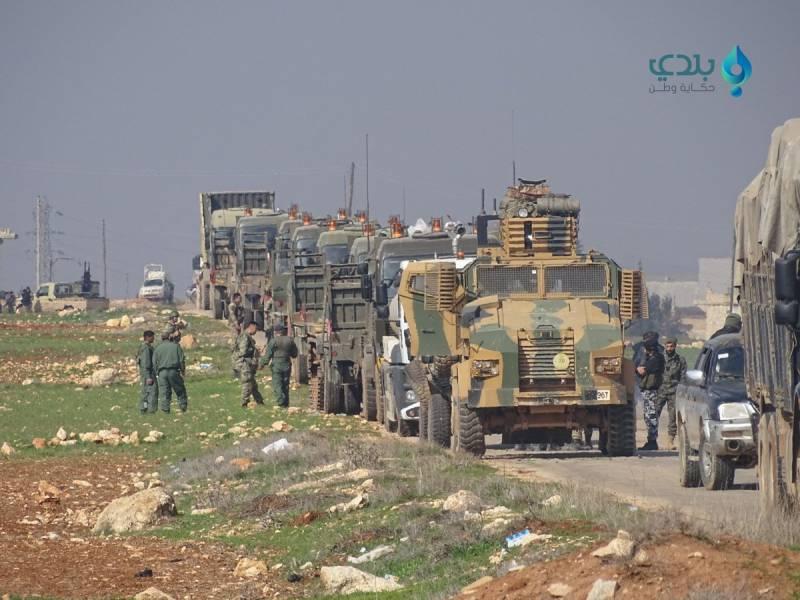 Москву ставят перед фактом. 2-й турецкий конвой в поддержку «ан-Нусры» как первый итог «Сочинского конгресса»