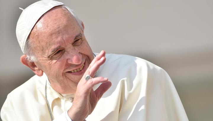 """Папа Римский решил переписать """"Отче наш"""" на новый лад"""