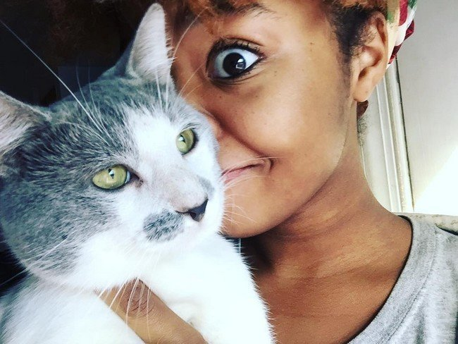 5. Используешь этот особый ми-ми-ми голос, зарезервированный специально для котика домашний питомец, животные, кот, прикол, юмор