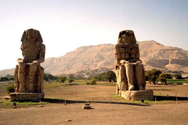 Долина царей: город мертвых в Египте