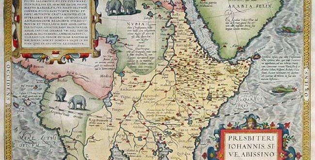 Запретные темы истории. Царство Пресвитера Иоанна