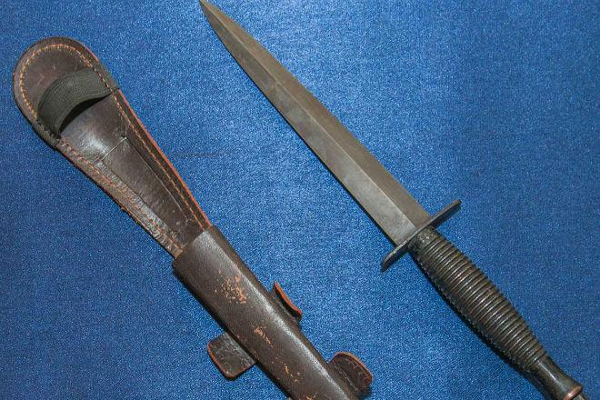 5 главных ножей Второй мировой
