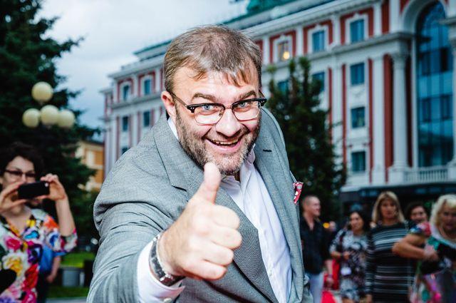 Открытие II фестиваля нового кино ГОРЬКИЙ fest.