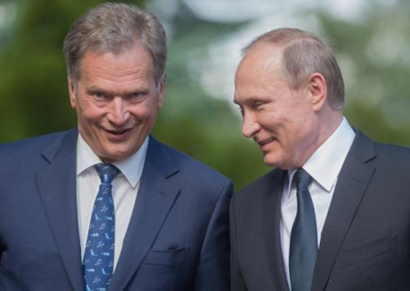 Президент Финляндии: В НАТО мы не собираемся, Россия не является угрозой ни для нас, ни для стран Балтии