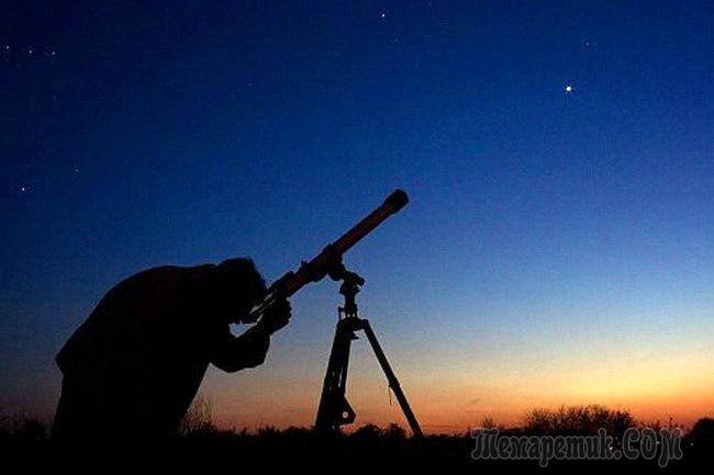 Удивительные открытия, сделанных астрономами-любителями