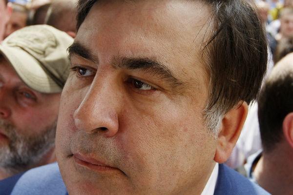 В Раде сообщили о лишении «обдолбанного» Саакашвили гражданства Украины