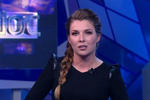 «Вы, мне кажется, идиот». Ведущая «России 1» в прямом эфире пыталась выгнать гостя (ВИДЕО)