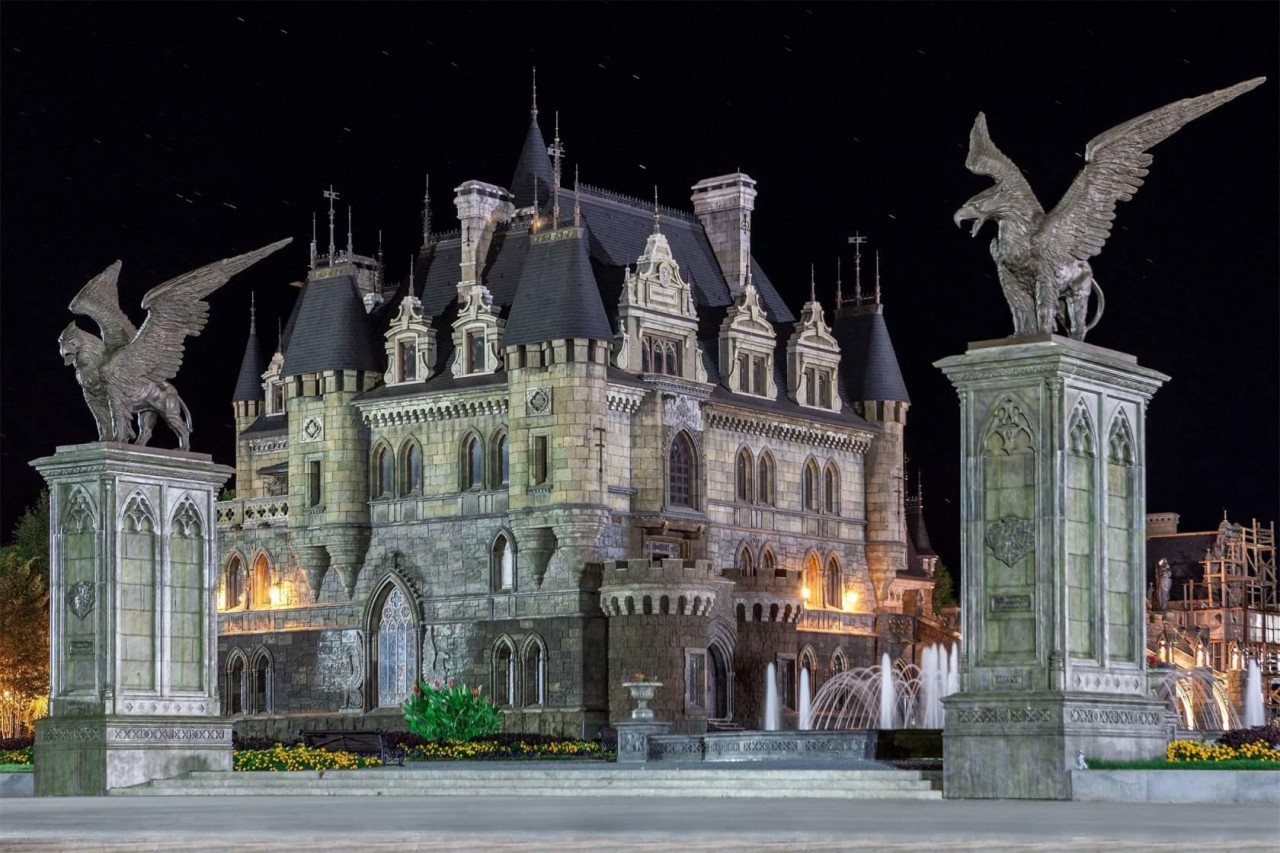 Замок Гарибальди (Тольятти-Хрящёвка)