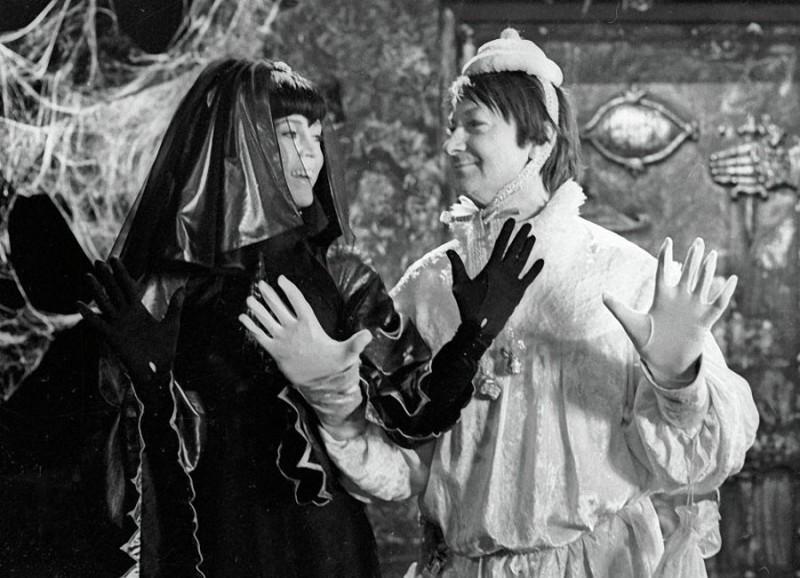 Западные звезды в советских фильмах