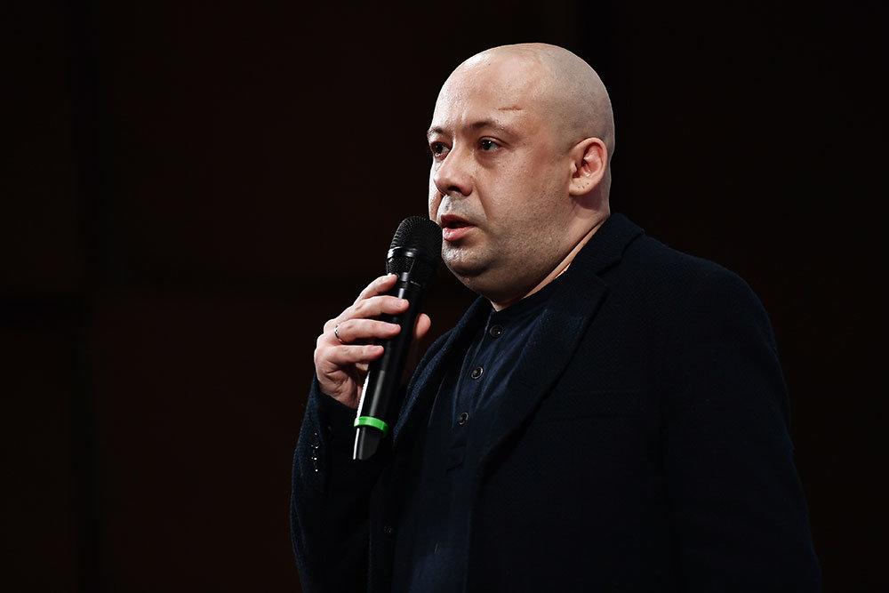 Алексей Герман рассказал о новом проекте, посвященном театрам Петербурга