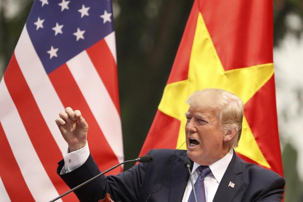 Минюст США взял заложника, чтобы обеспечить Трампу успешную сделку с Китаем
